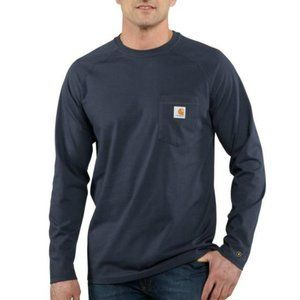 Carhartt Long Sleeve Pocket Shirt NWT. Size XLT